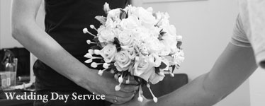 Wedding Day Service & Delivery